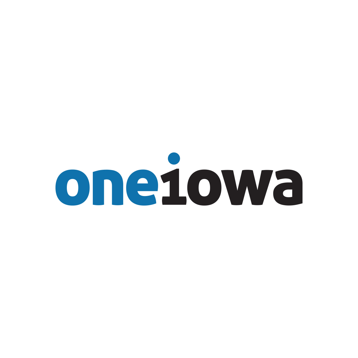 one iowa logo